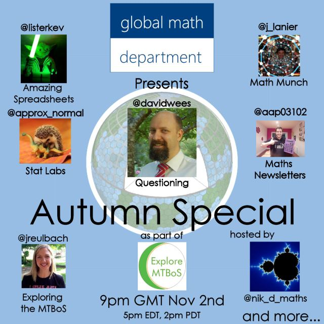 GMD Autumn Special Poster